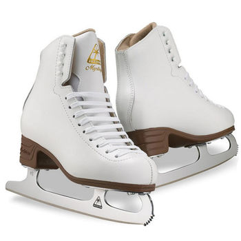 Patins Jackson Mystique Blanc Lame Mark II