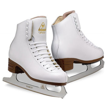 Patins Jackson Artiste Blanc Youth Lame Mark IV