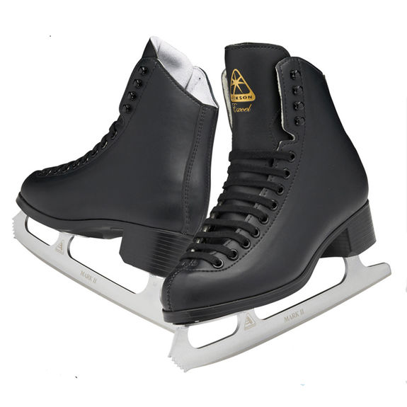 Patins Jackson Excel 1392 Noir Lame Mark II
