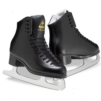 Patins Jackson Mystique 1593 Noir Junior Lame Mark II