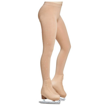 Collant Mondor 912 Intégral strasses Senior