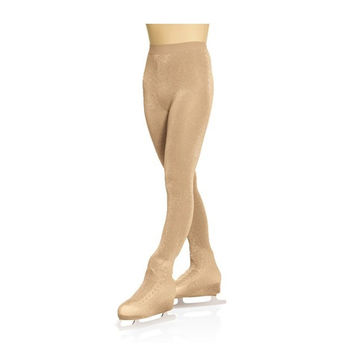 Collant Mondor 3332 Fil Lurex sur patin Senior