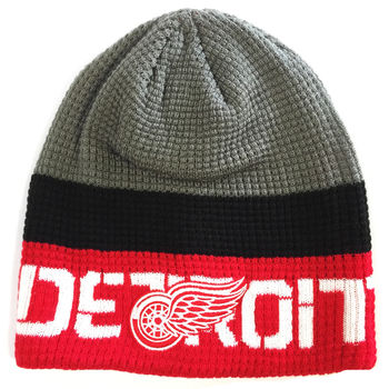 Bonnet NHL Detroit Red Wings