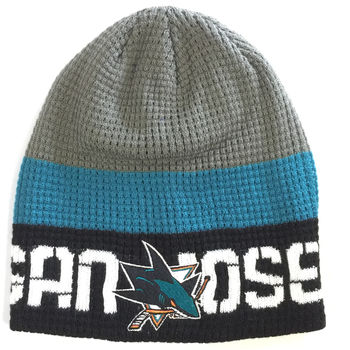 Bonnet NHL San Jose Sharks