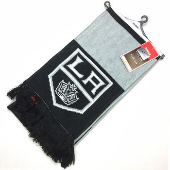 Echarpe NHL Los Angeles Kings à franges