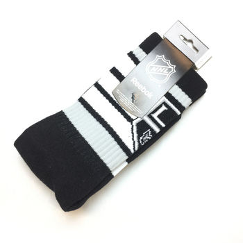Chaussettes NHL Los Angeles Kings noires