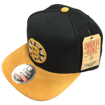 Casquette NHL Boston Bruins Snapback