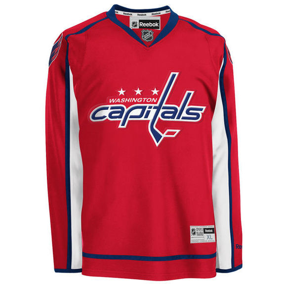 Maillot NHL Premier Washington Capitals