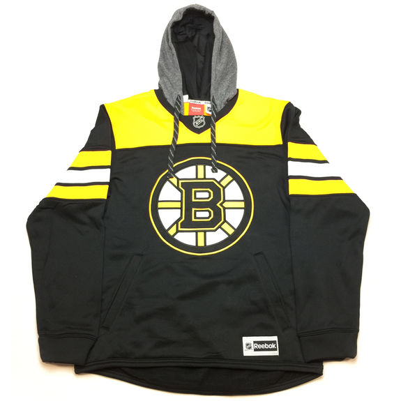 Sweatshirt NHL Jersey Hood Boston Bruins