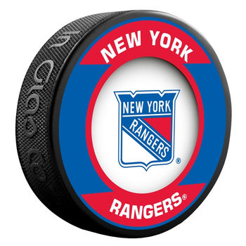 Palet NHL New York Rangers
