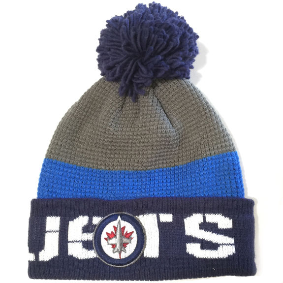 Bonnet NHL  Winnipeg Jets pompon