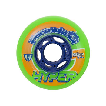 Roue hockey Hyper Formula G 76mm 74a