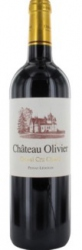 Château Olivier rouge 2014