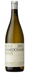Ridge Chardonnay Estate 2017 Vin Bio