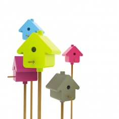 Birdhouse PICTO (with base)