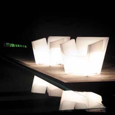 Lighting armchair design E.RAFFY