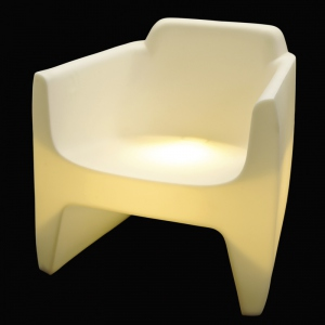 Fauteuil lumineux TRANSLATION by Alain Gilles