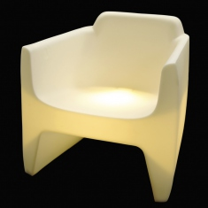 Fauteuil lumineux TRANSLATION