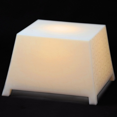Light pouffe RAFFY