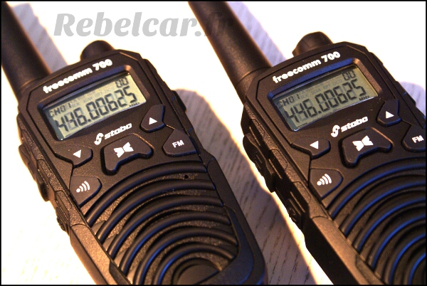 Talkie-Walkie President Stabo Freecom 700 paire