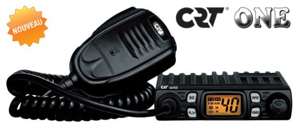 Radio CB CRT One N