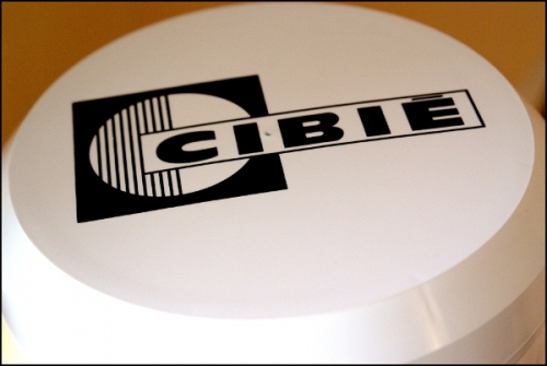 Cibié headlight cover Ø180mm