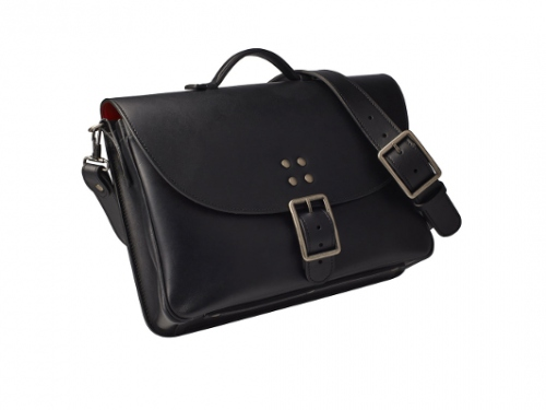 Lucien Leather Schoolbag