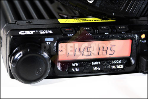 Professional VHF CRT 2M export 136-174 mHz