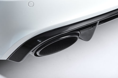 Full exhaust system non-resonated for Audi RS6 C7 4.0 TFSI Dual Turbo Quattro Inc Performance Edition after 2013