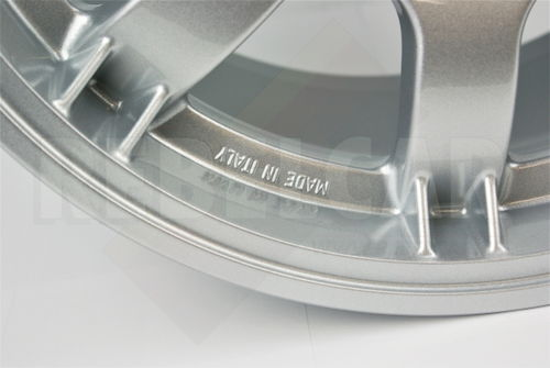 SL434  SILVER PTS SPEEDLINE rim for Peugeot 106/205/306/309 and Citroën Saxo/ZX - shipping ex works - supply time may vary and is not guarranteed
