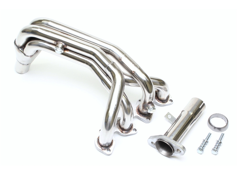 Stainless steel 4 in 1 manifold for Peugeot 106 Rallye phase 2 and Citroën Saxo