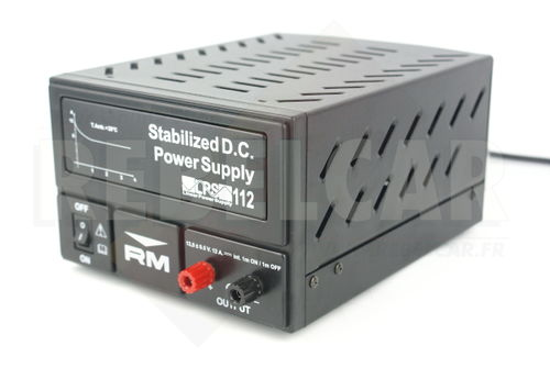 Stabilized power supply LPS 112 9/12 Amps