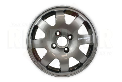 SL676/A1 ANTHRACITE SPEEDLINE rim - shipping ex works - supply time may vary and is not guarranteed