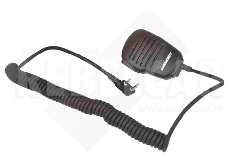 External microphone for Randy 3 / Randy FCC PRESIDENT / version with double jack plug