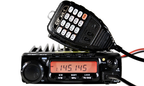 Radio VHF professionnelle CRT 2M export 136-174 mHz