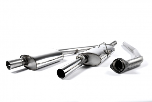 Milltek Exhaust line for Peugeot 205 GTI