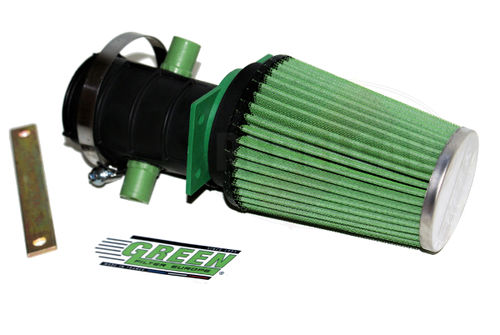 Green direct inlet kit (with conical filter) for 205 GTI