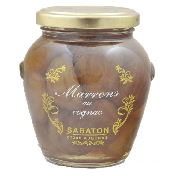 Marrons au Cognac