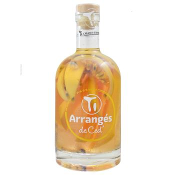Rhum arrangé Mangue Passion