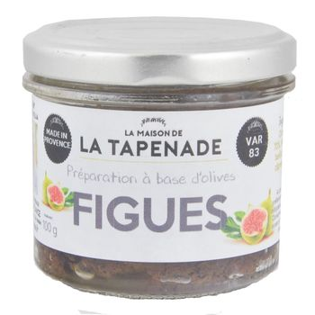 Figue by la Maison de la Tapenade, 100g