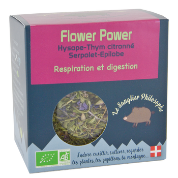 Tisane Flower Power