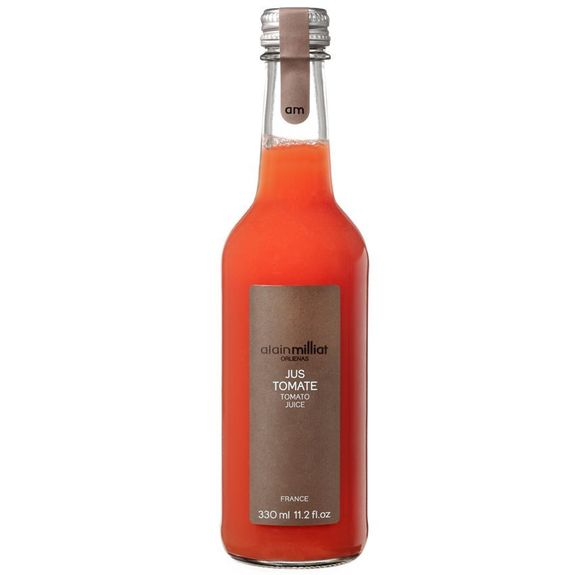 Jus Tomate Alain Milliat, 33cl