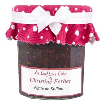Confiture Christine Ferber Figues
