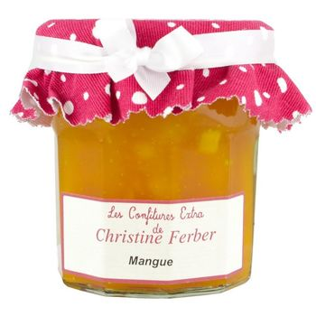 Confiture Christine Ferber Mangues, 220g