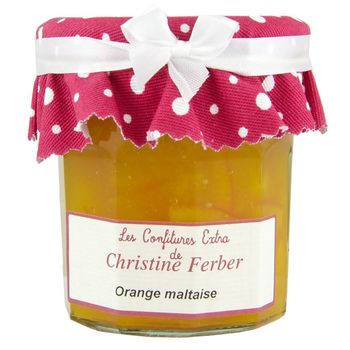 Confiture Christine Ferber Orange maltaise, 220g