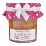 Confiture Christine Ferber Oranges et Fruits de la passion