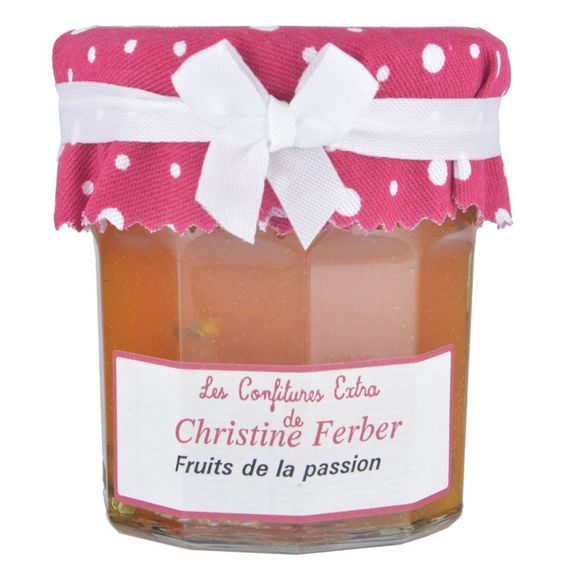 Confiture Christine Ferber Fruits de la passion