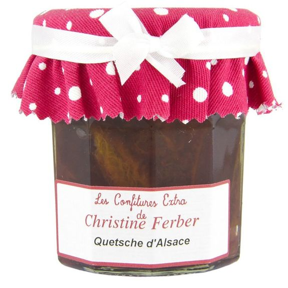 Confiture Christine Ferber Quetsches