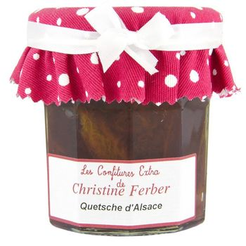Confiture Christine Ferber Quetsches, 220g