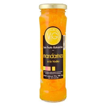 Mandarines à la Vodka, 190g